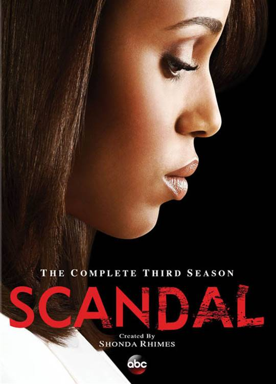 Scandal: The Complete Third Season Large Poster