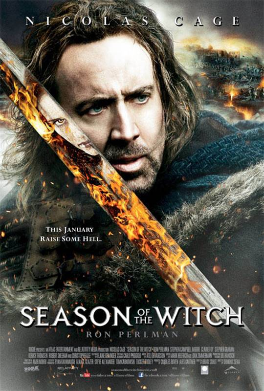 Season of the Witch Large Poster