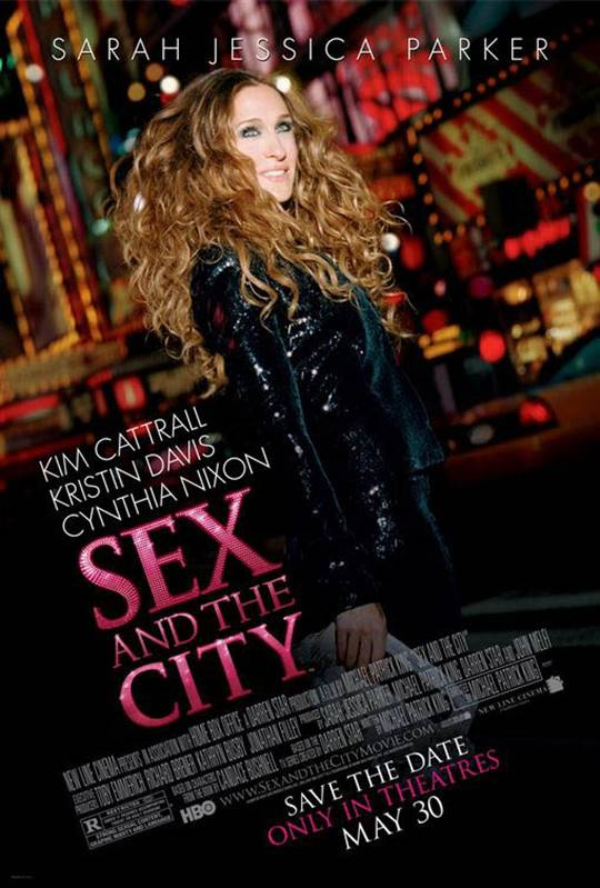 Sex and the City Large Poster