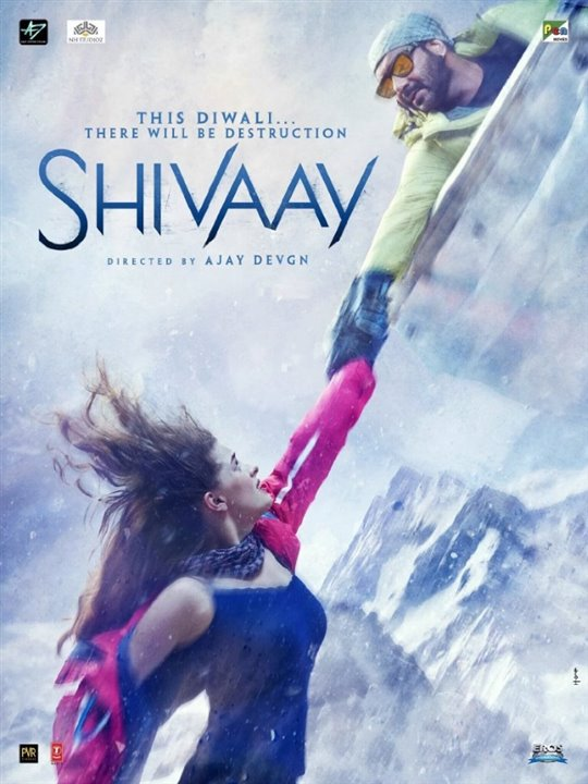 Shivaay Large Poster