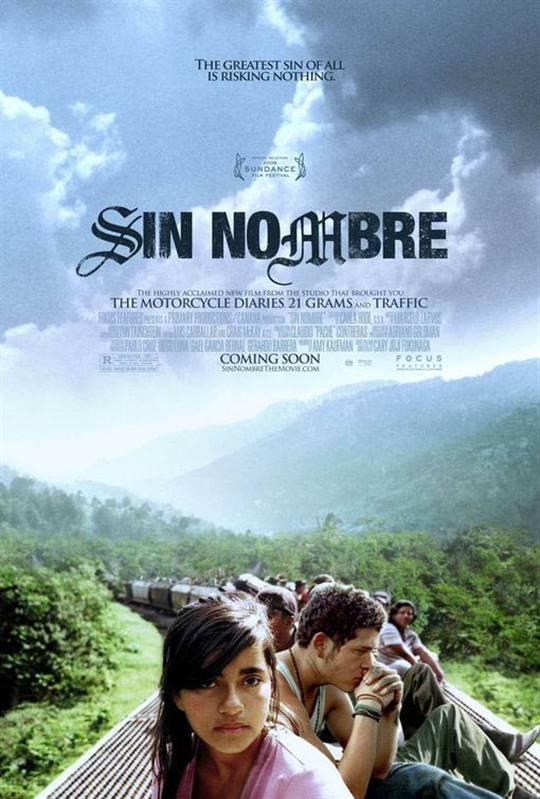 Sin Nombre Large Poster