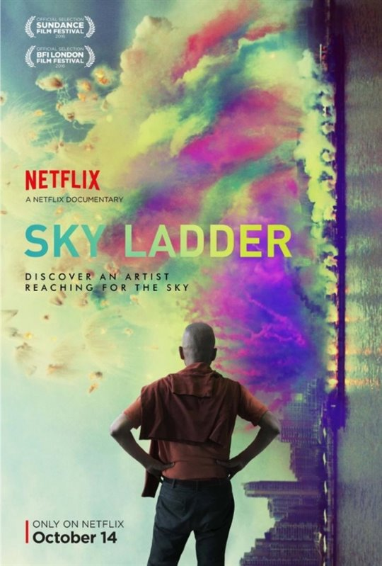 Sky Ladder: The Art of Cai Guo-Qiang (Netflix) Large Poster