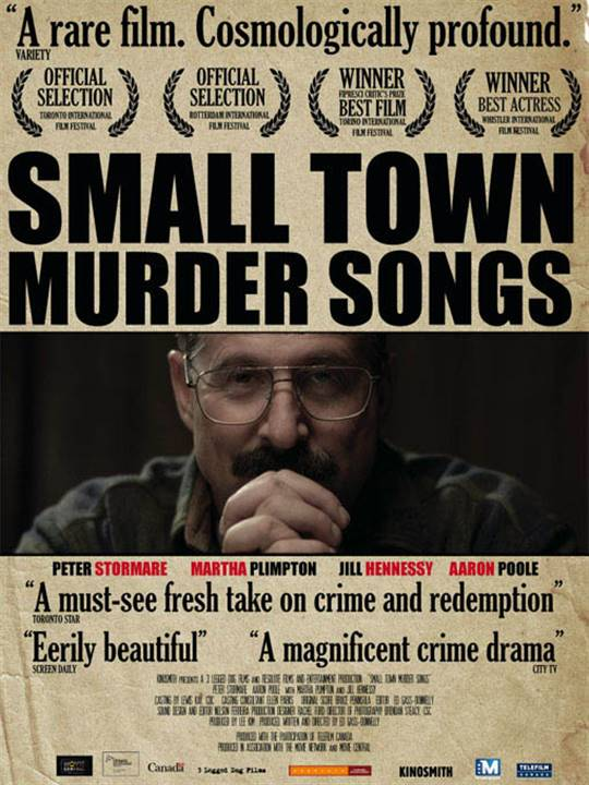 Small Town Murder Songs Large Poster