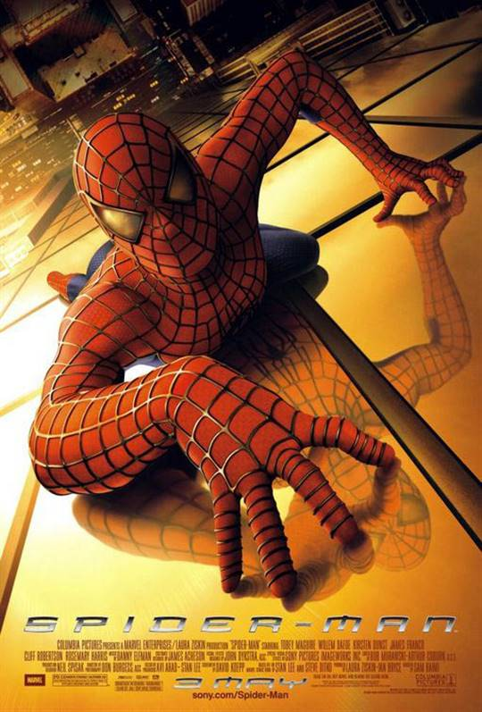 Spider-Man Large Poster