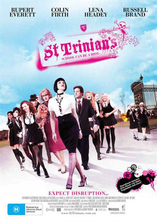 St. Trinian's Large Poster