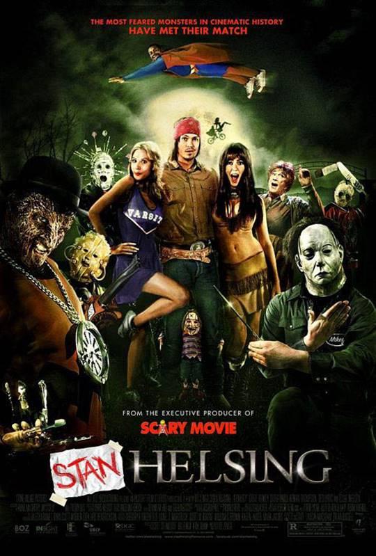 Stan Helsing Large Poster
