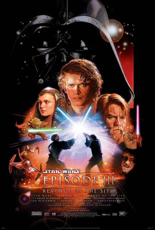 Star Wars: Episode III - Revenge of the Sith Large Poster