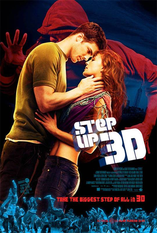 Step Up 3 Large Poster