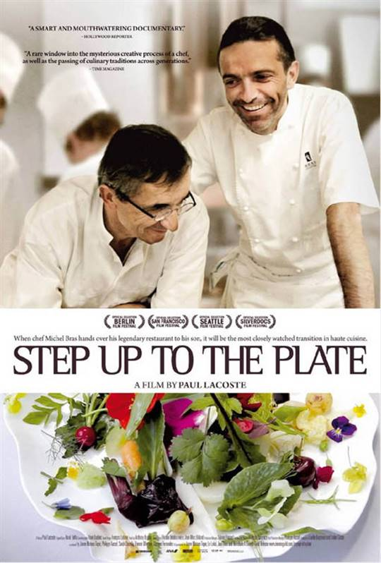 Step Up to the Plate Large Poster