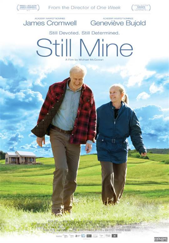 Still Mine Large Poster