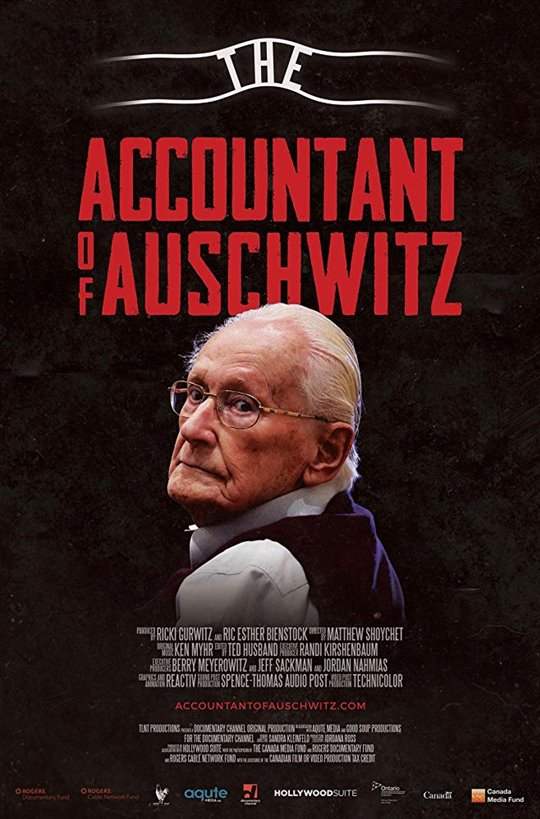 The Accountant of Auschwitz Large Poster