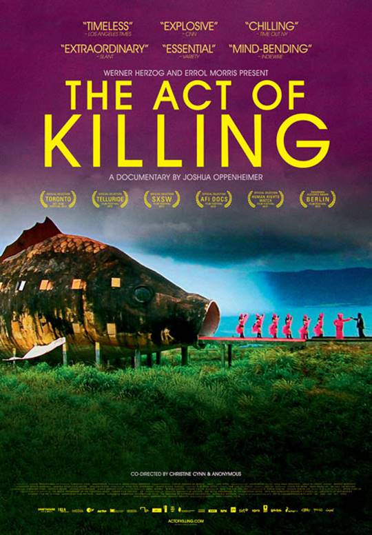 The Act of Killing Large Poster