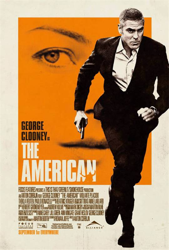 The American Large Poster
