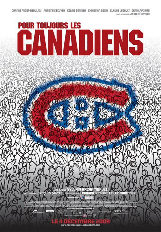 The Canadiens, Forever Large Poster