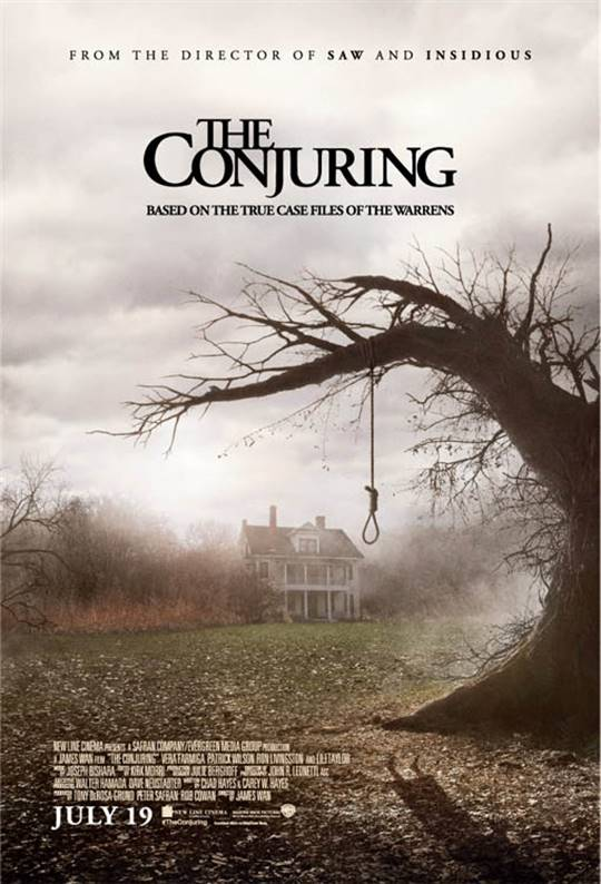The Conjuring Large Poster