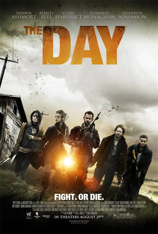 The Day Large Poster