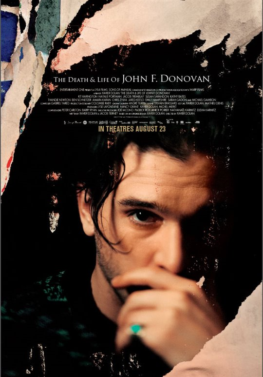 The Death and Life of John F. Donovan Large Poster