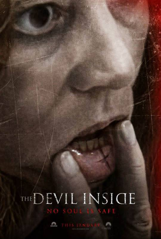 The Devil Inside Large Poster