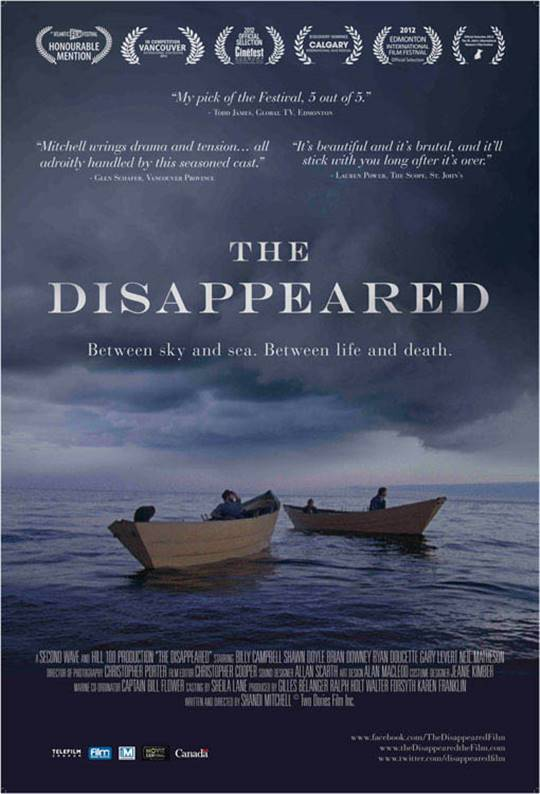 The Disappeared Large Poster