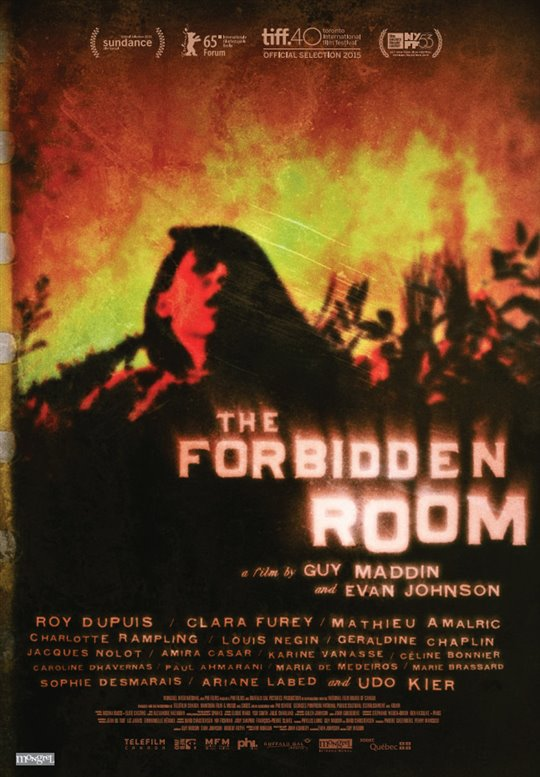 The Forbidden Room Large Poster