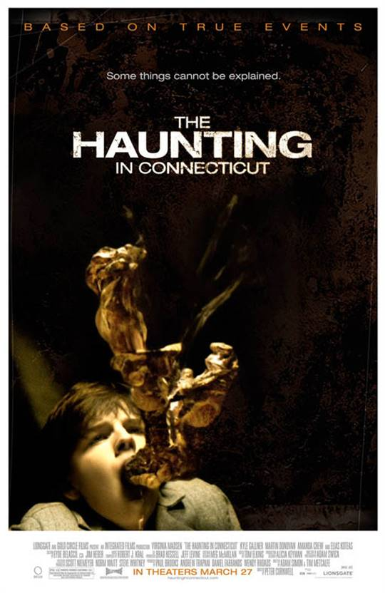 The Haunting in Connecticut Large Poster