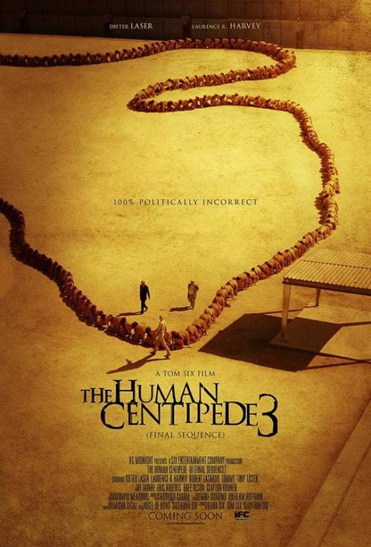 The Human Centipede 3 (Final Sequence) Large Poster