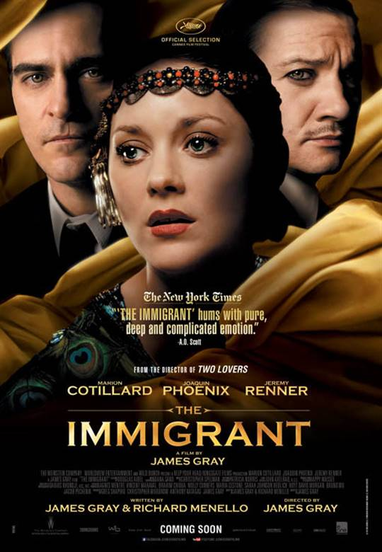 The Immigrant Large Poster
