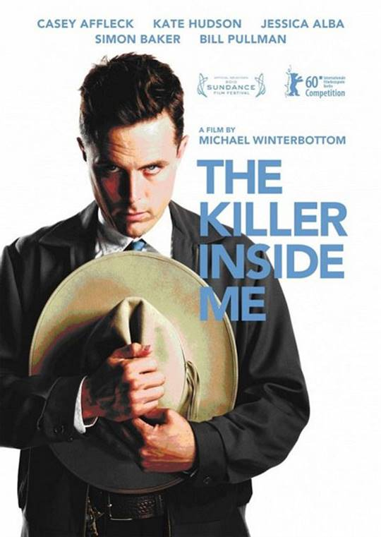 The Killer Inside Me Large Poster