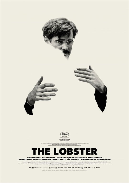 The Lobster Large Poster