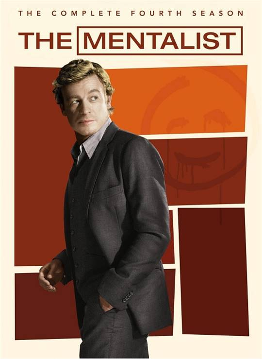 The Mentalist: The Complete Fourth Season Large Poster