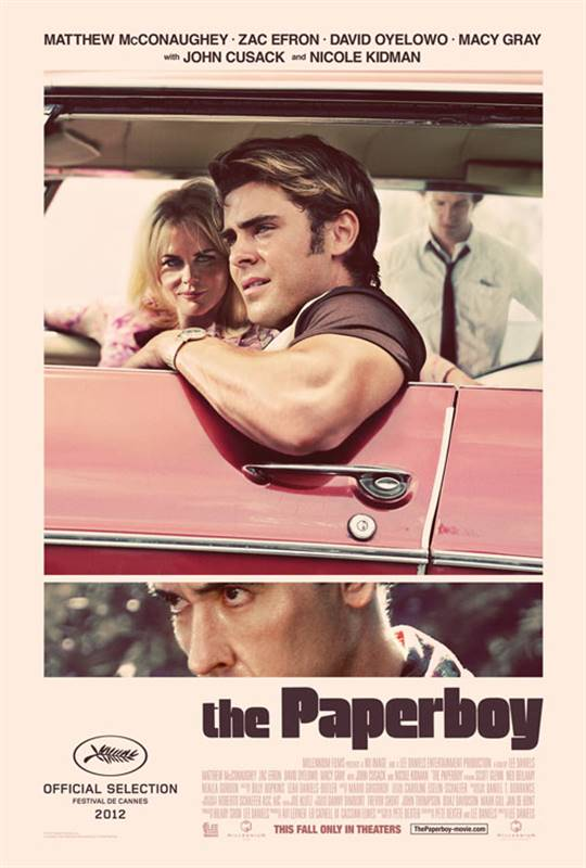 The Paperboy Large Poster