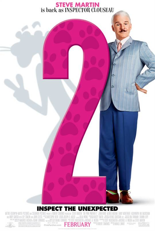 The Pink Panther 2 Large Poster
