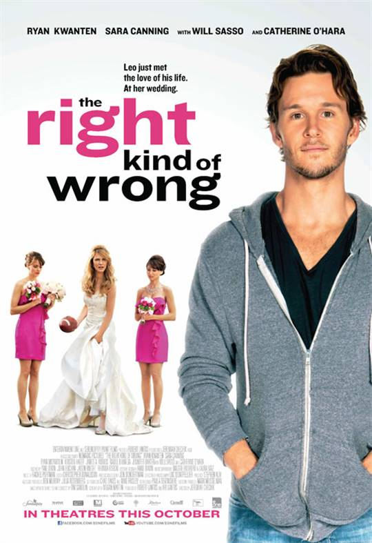 The Right Kind of Wrong Large Poster
