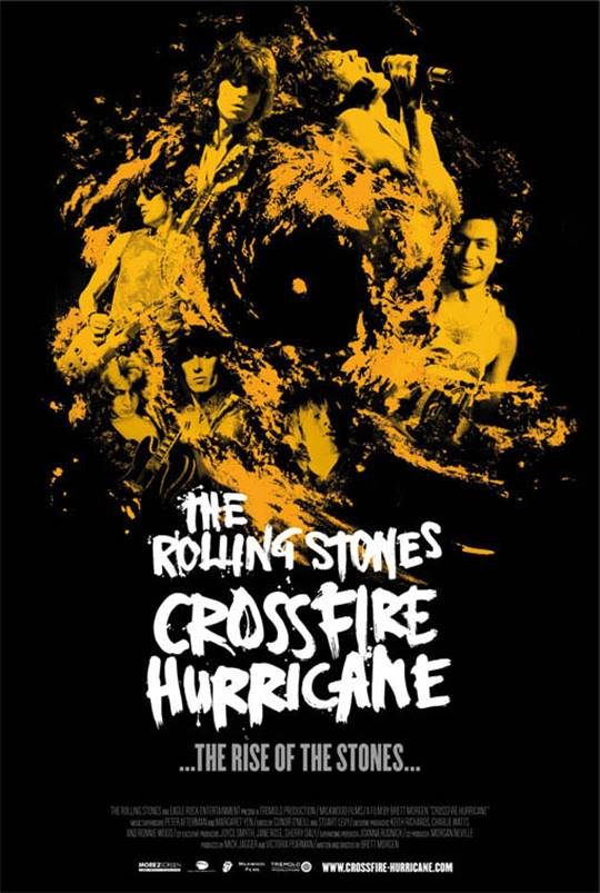 The Rolling Stones: Crossfire Hurricane Large Poster