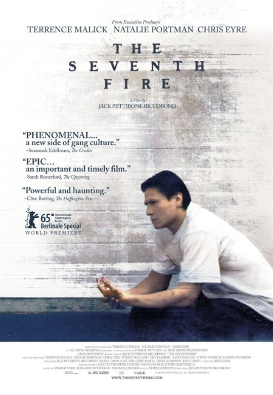 The Seventh Fire Large Poster