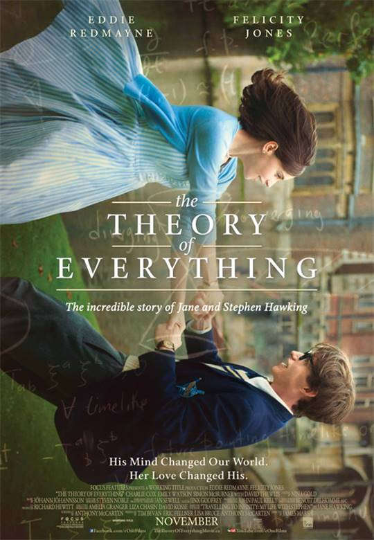 The Theory of Everything Large Poster