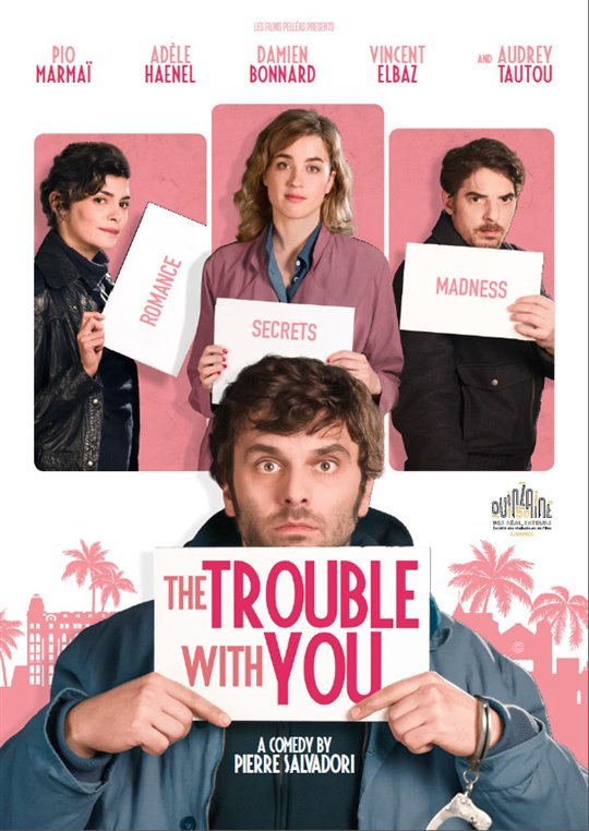 The Trouble with You Large Poster