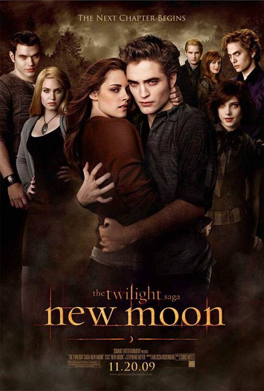 The Twilight Saga: New Moon Large Poster