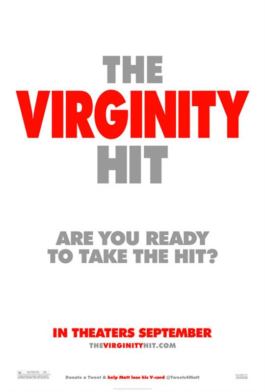 The Virginity Hit Large Poster