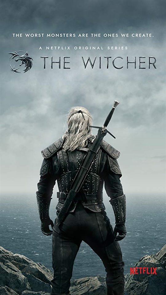 The Witcher (Netflix) Large Poster