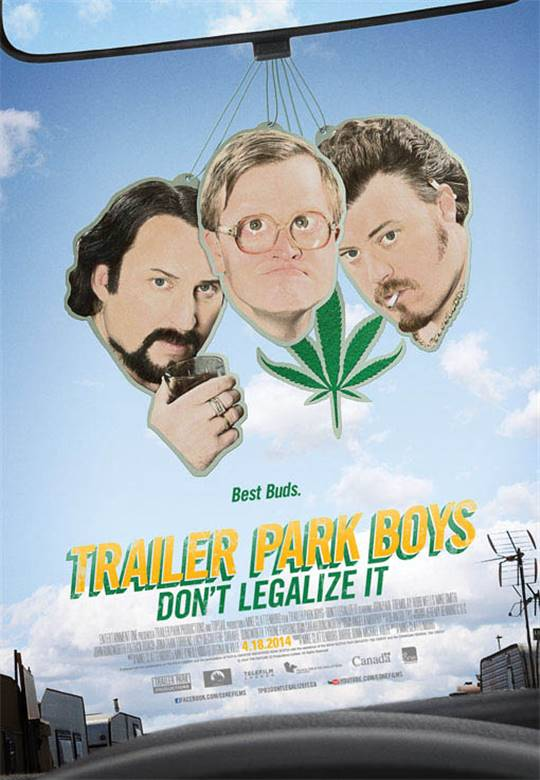 Trailer Park Boys: Don't Legalize It Large Poster