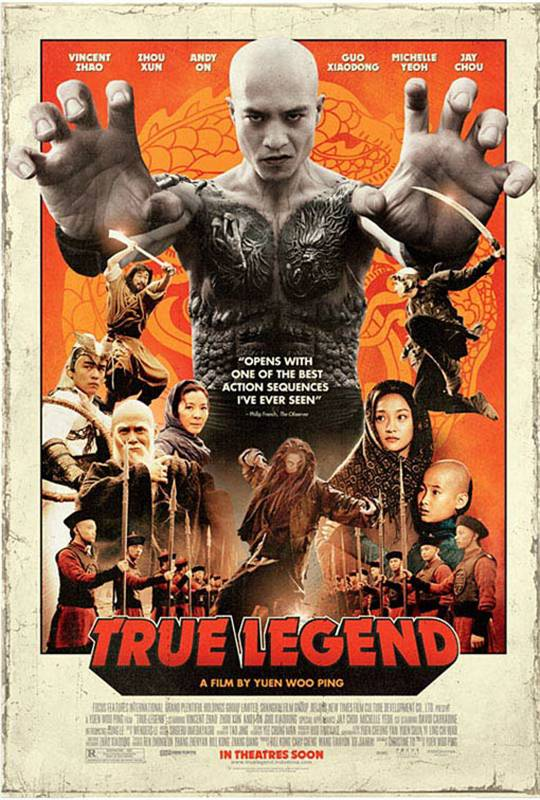 True Legend Large Poster