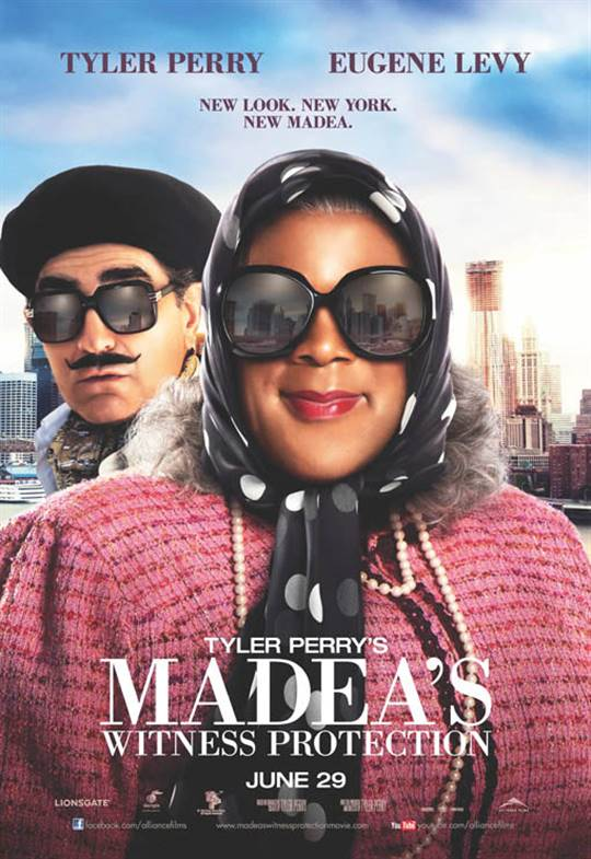 Tyler Perry's Madea's Witness Protection Large Poster