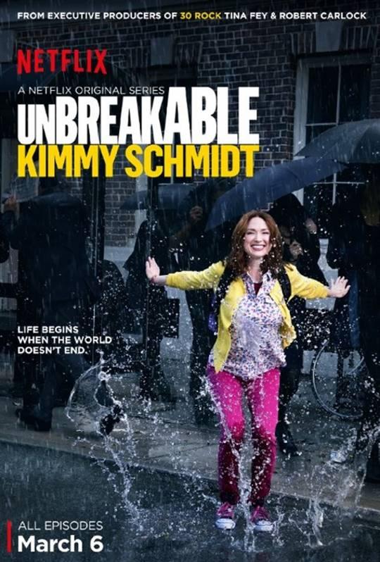 Unbreakable Kimmy Schmidt (Netflix) Large Poster