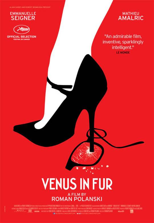 Venus in Fur Large Poster