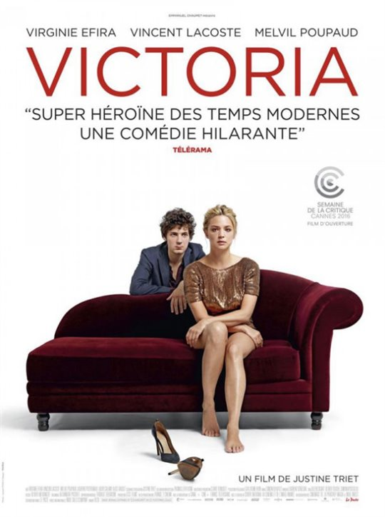 Victoria Large Poster