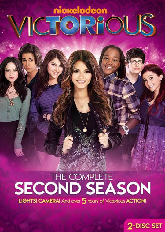 Victorious: The Complete Second Season Large Poster