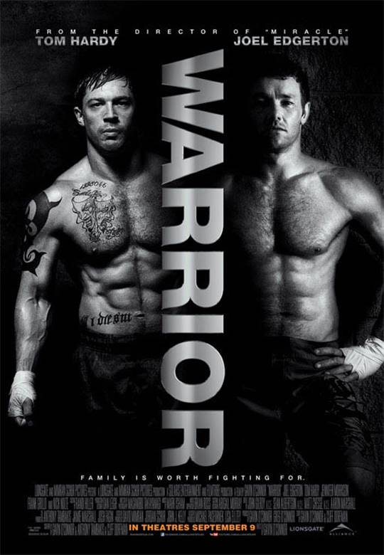 Warrior Large Poster