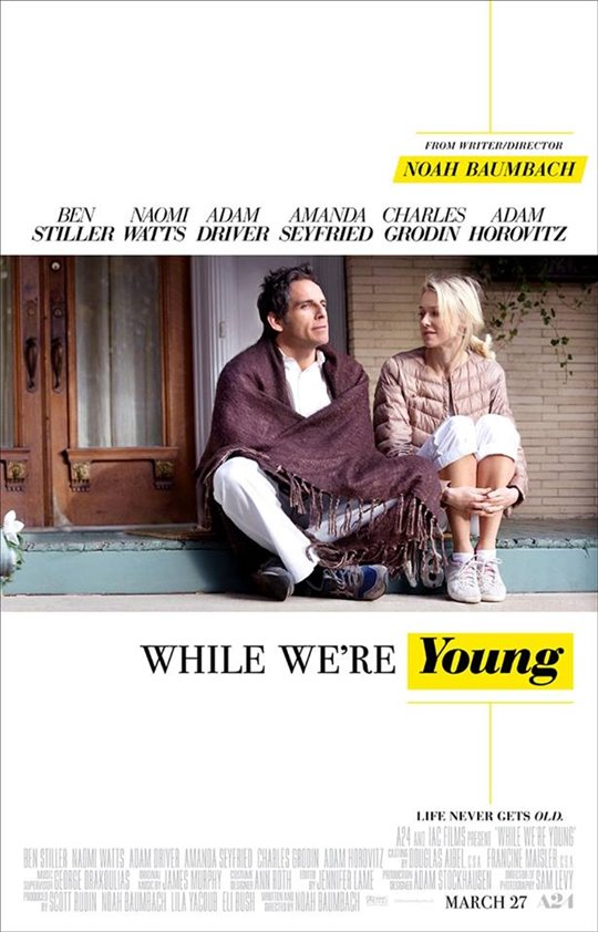 While We're Young Large Poster