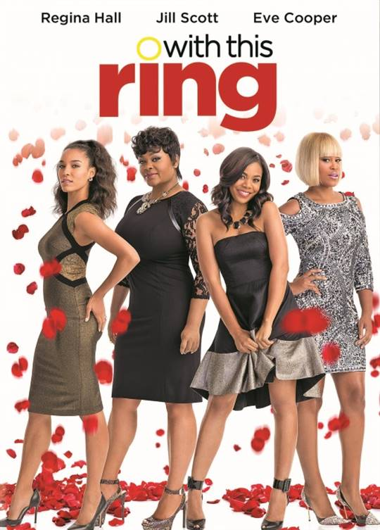With This Ring Large Poster